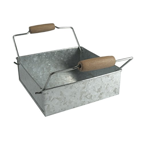 Artland Masonware Napkin Holder, Galvanized