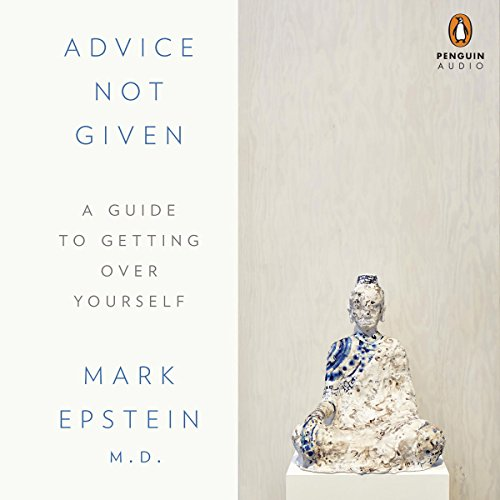 Advice Not Given audiobook cover art