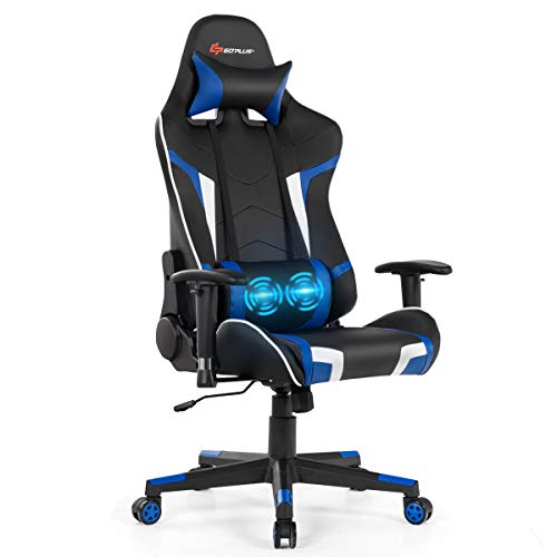 POWERSTONE Gaming Chair - Office Chair Computer Gaming...