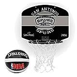 Spalding NBA Team Basket San Antonio Spurs