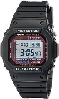 Casio Men's G-Shock GWM5610-1 Tough Solar Black Resin Sport Watch