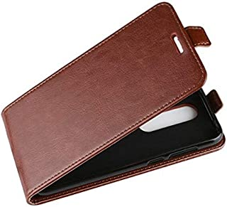 SIZOO - Flip Cases - for 6.1 Plus for 6.1 Flip Leather Case for X6 2018 TA-1099 Retro Wallet Case Leather Cover Cases Fund...