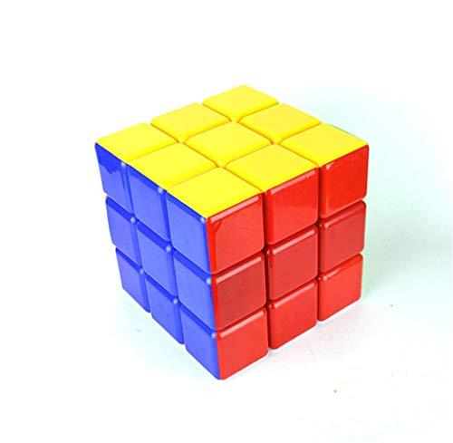 MUYAO Cubo de la Velocidad - Super Grande el 18CM Tercera Orden Cubo de Rubik Color - Color sólido Creativo Juguetes (Color : Colorful)