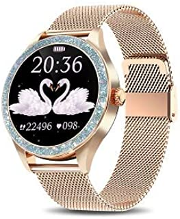 Yocuby Smart Watch for Women, Touch Screen Fitness Watch...