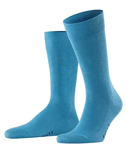 FALKE Herren Socken, Family M SO- 14645, Blau (Frost 6508), 43-46