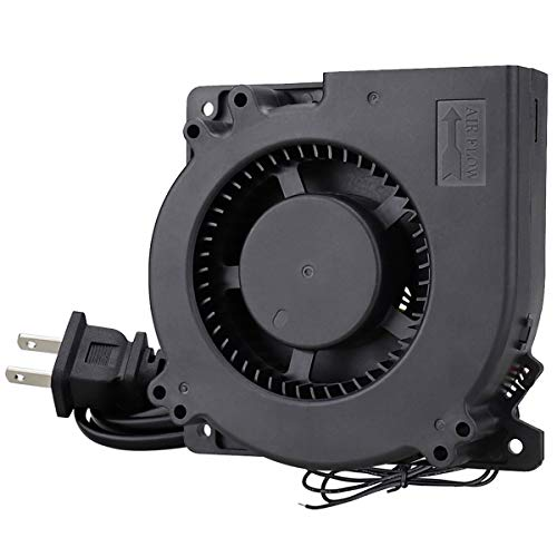 120 volt squirrel fan - 4