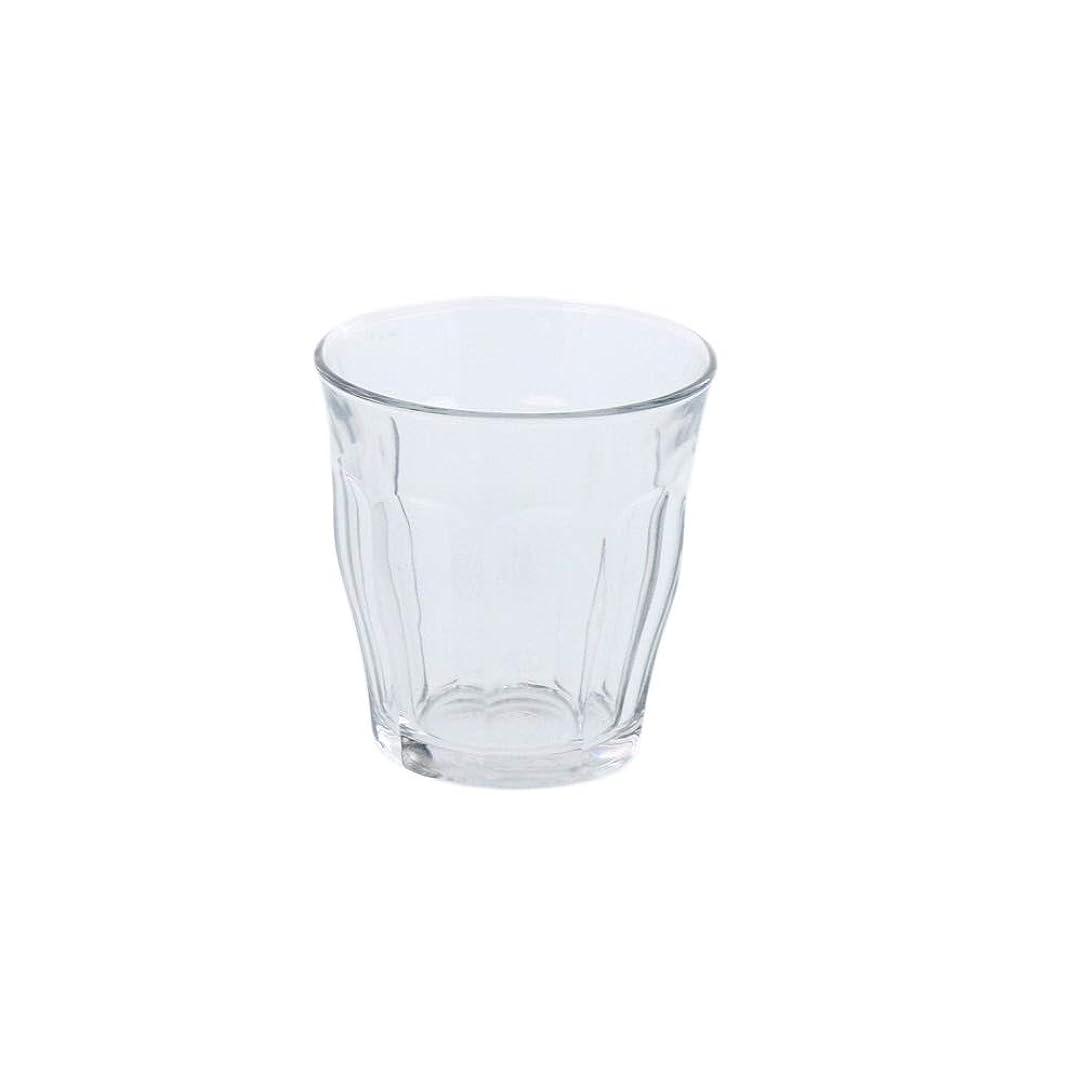 現実最大初心者テーブルウェアイースト グラス デュラレックス ピカルディ 310cc ガラス カフェ食器 コップ (310cc)