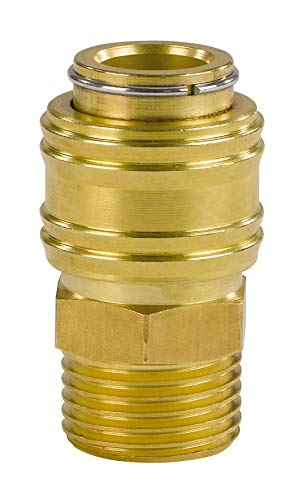 Einhell Attacco rapido R 1,27 cm (1/2') AG per compressori