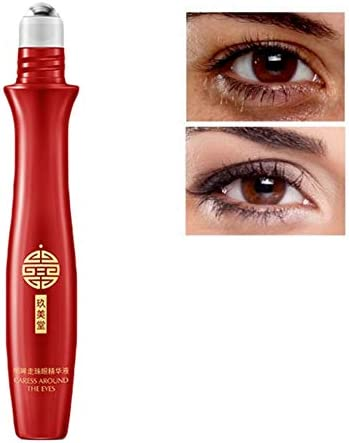 Eye Cream for Puffy Eye Puffiness Dark Circles Eye Bags Ball Roller Massage Repair Moisturizing product image