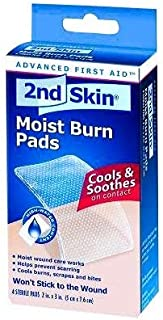 Spenco 2nd Skin Moist Burn Pads 2