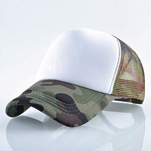 BDDLMM Quick Custom Logo Moda Impresión Gorra de béisbol Hombres Mujeres Sombrero de Malla de Verano Pareja En Blanco Sombrero Personalizado Camionero Hueso