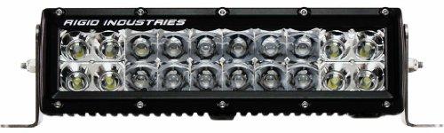 Rigid Industries 110312 E-Series 10' Combo Spot/LED Flood Light Bar 10 Inch