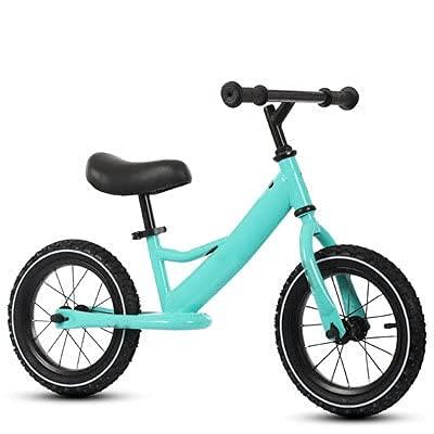 Aprender bicicleta de equilibrio La bicicleta de equilibrio de 12 pulgadas es adecuada para niños de 2 a 6 años.