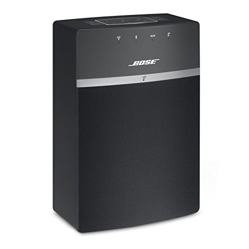 Bose SoundTouch 10 wireless speaker, works with Alexa - Black