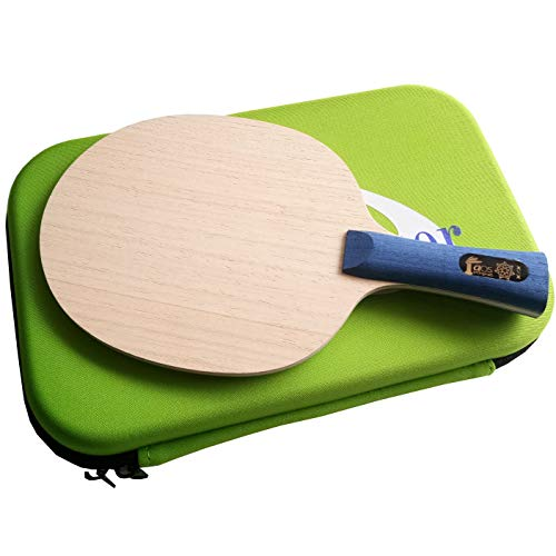 Buy Discount Pingponghouse ALC Table Tennis Blade, FL Handle