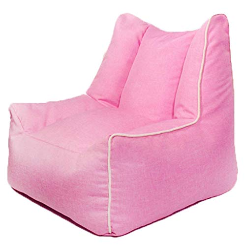 JUGUETE Niños sofá niños sofás sofá cama cama sofá tapizado súper lindo peluche de peluche bolso de frijol asiento para niños para niños sofá niños amable con la piel suave suave sofá sofá sofá tela d