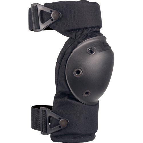 ALTA Tactical Alta Contour - Rodilleras extra flexibles, color negro