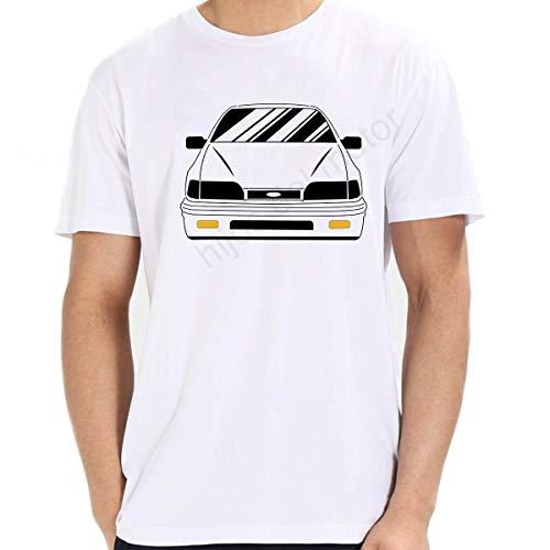 Camiseta Sierra (Blanco, M)