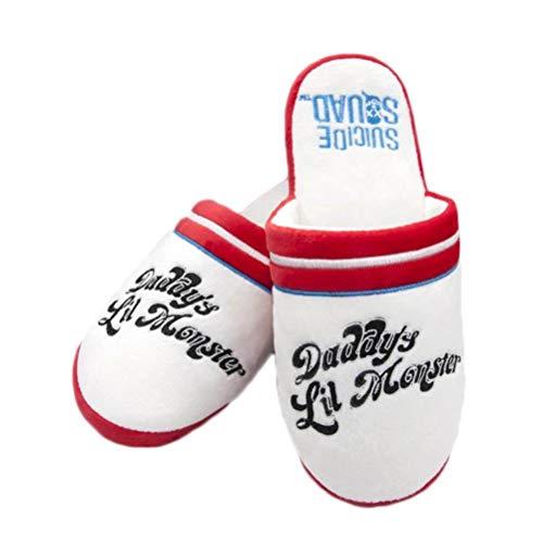 41ZLiXTWI6L Harley Quinn Slippers
