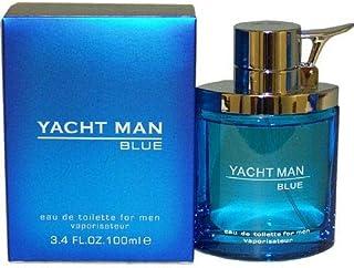 Myrurgia Yacht Man Blue for Men Eau de Toilette 100ml