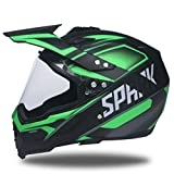 Qianliuk Casco Moto Motocicleta Casco Casque capacete Casco Dirt Bike Off Road Motocross Cascos