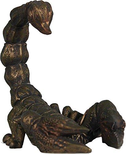 Biobubble Origins Série Creepy Creatures Scorpion Jaune