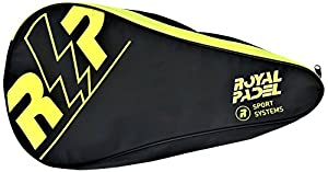 Royal Padel - Racchette per Racchette, Unisex, per Adulti, Colore: Giallo, Taglia Unica