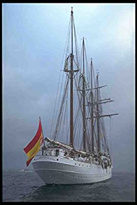 Metal Sign alto Sail barcos De barco 257071 Juan Sebastian De ...