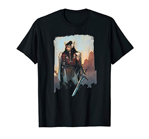 Marvel War of the Realms Lady Sif T-Shirt
