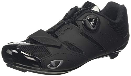 Giro Savix Mens Road Cycling Shoe − 42, Black (2020)