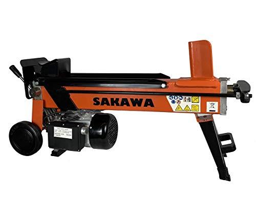 SAKAWA Astilladora Troncos leña AS6T