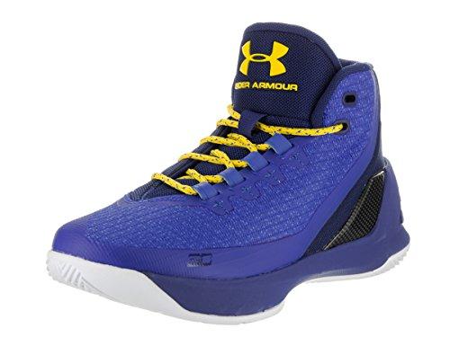 Underarmour GS Curry 3Under Armour - Zapatillas deportivas, niña, turquesa