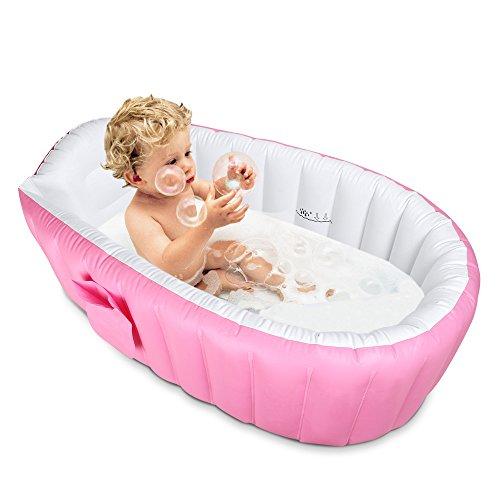 Bañeras para Bebés inflable Topics | Como si fuera una piscina