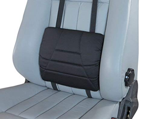 Big Hippo Orthopedic Lumbar Pillow -Car Lumbar Support Pillow Designed for Lower Back Pain Relief- Ideal Lumbar Back Pillow for Office Chair ,Car Seat