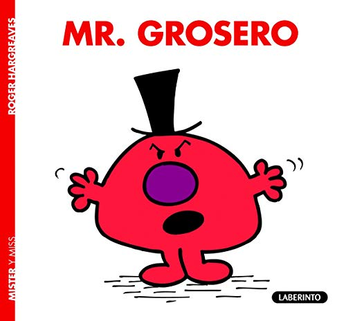 Mr. Grosero: 6 (Mr Men)