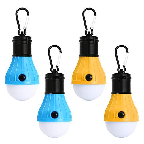 flintronic Campinglampe, LED Camping Laterne, Wasserdicht Tragbare Zeltlampe, für Camping, Wandern, Angeln, Zelten, Garten