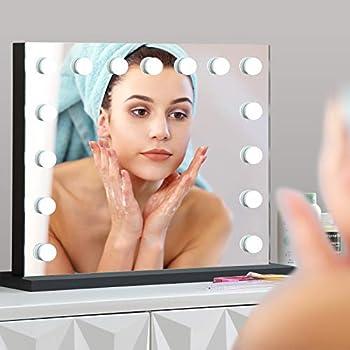 UM Removable LED Makeup Vanity Mirror