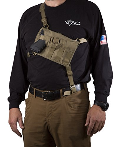 Open carry hunting pistol VTAC Big Rig Chest Holster
