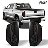 Winjet Compatible with [2014 2015 2016 2017 2018 2019 2020 Toyota Tundra] DRL LED Tail lights