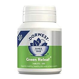 Dorwest Herbs Green Releaf Tablets