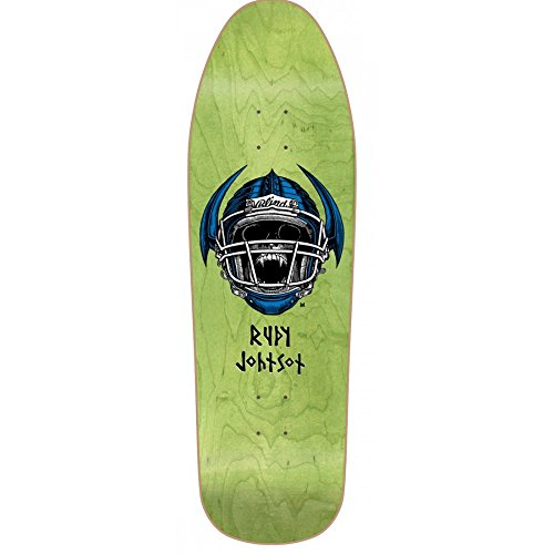 """Blind Skateboard Deck Re-Issue Johnson Jock Skull SCREEN PRINT 9.875"""" x 31.9"""""""