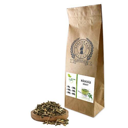 VITAIDEAL VEGAN® Mädesüß geschnitten (Filipendula ulmaria), 100g rein natürlich ohne Zusatzstoffe.