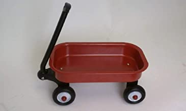 Adorable Childs Red Wagon