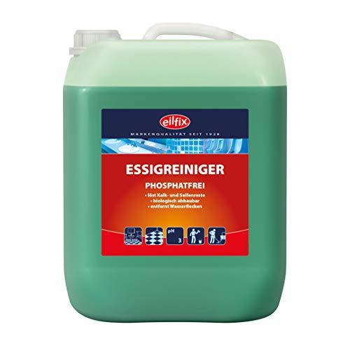 Eilfix Essigreiniger, 1 x 10 Liter Kanister