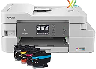 Brother INKvestmentTank Inkjet Printer, MFC-J995DW XL, Extended Print, Color All-in-One Printer, Mobile Printing Duplex Printing, up to 2-Years Ink in-Box