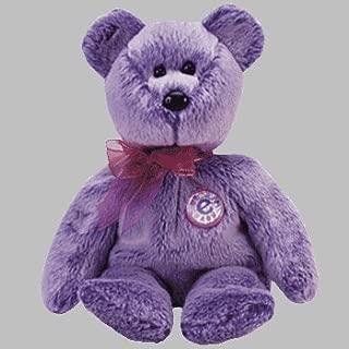 BEANIE BABIES TY Periwinkle The Bear Beanie Baby