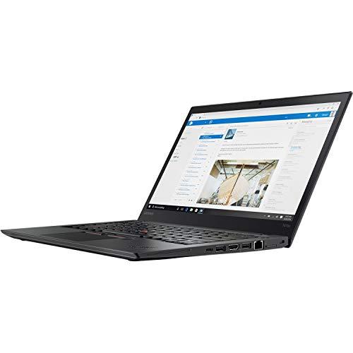 Lenovo ThinkPad T470S 14' Full HD IPS Touchscreen Ultrathin Business Laptop, i5-6300U 8GB DDR4 256GB SSD Backlit Keyboard Win 10 Pro (Renewed)