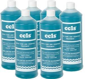 ccls Septic Bacteria Additive Quarts/6 case