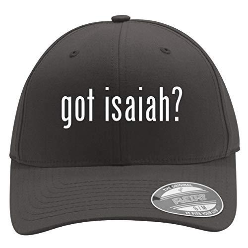 got Isaiah? - Men's Flexfit Baseball Cap Hat, Dark Grey, Small/Medium