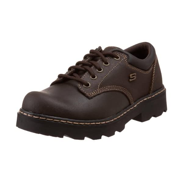Skechers Women's Parties-Mate Oxford Shoes